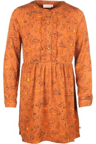 Someone Robe Bambi-Sg-52-F Brun moyen/Orange