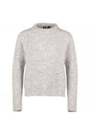 Awesome Pullover Ines-G-12-D Light Grey Mixture