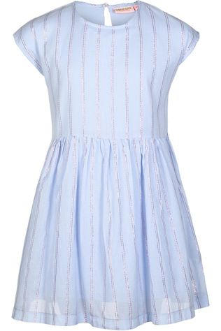 Someone Robe Festa-Sg-51-A Bleu Clair/Assorti / Mixte