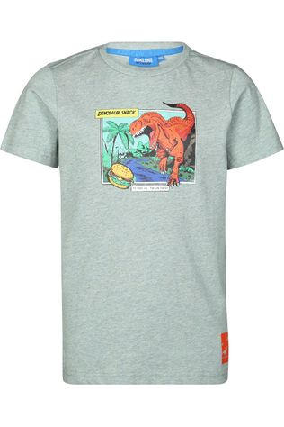 Someone T-Shirt Dinos-Sb-02-E Vert Clair