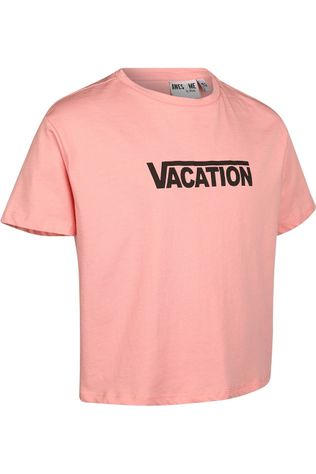 Awesome T-Shirt Social-G-02-E light pink
