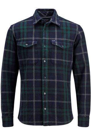 Jack & Jones Hemd Jprspencer Overshirt L/S Junior Groen/Donkerblauw