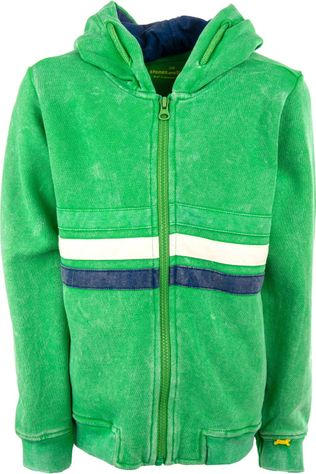 Stones and Bones Pullover Orlando - Stripes green