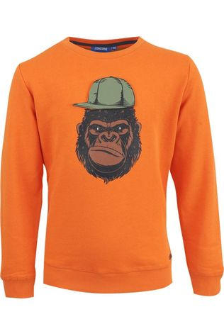 Someone Pullover Kong-Sb-16-D orange