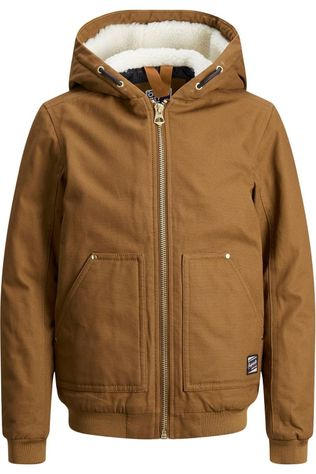 Jack & Jones Manteau orwally Bomber Jacket Jr bronze