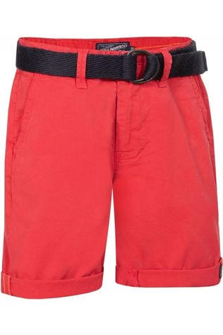 Petrol Chino Short Rouge