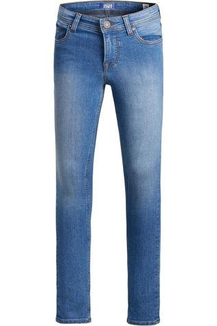 Jack & Jones Jeans Jjidan Jjoriginal Am 154 Noos Jr Denim / Jeans/Bleu Clair (Jeans)