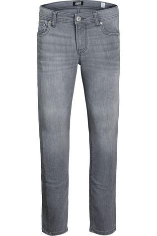 Jack & Jones Jeans Jjidan Jjoriginal Am 227 Noos Jr Denim / Jeans/Gris Moyen