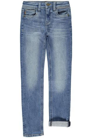 Name It Jeans Nkmtheo Dnmtarty 2456 Bet Noos Denim / Jeans/Middenblauw (Jeans)