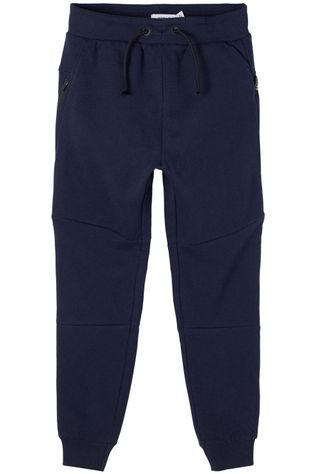Name It Trousers Nkmtennert Bru dark blue