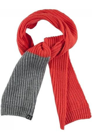 CKS Kids Scarf Stanley orange/mid grey
