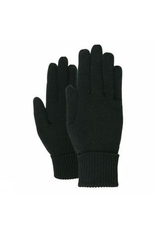 Barts Glove Fine Knitted black