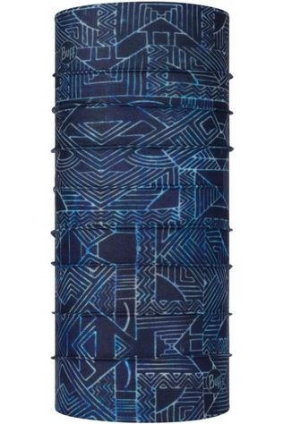 Buff Buff Kids Coolnet UV+ Kasai Night Blue Donkerblauw/Assorti / Gemengd
