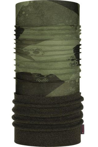 Buff Buff Junior Polar Big Camu Khaki Bark Heather Donkerkaki/Middenkaki