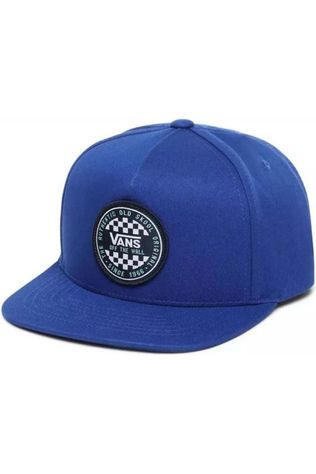 Vans Cap By Og Checker Snapback mid blue/Assortment