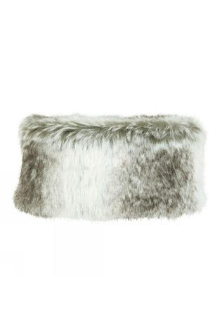 Barts Head Ribbon Fur light grey