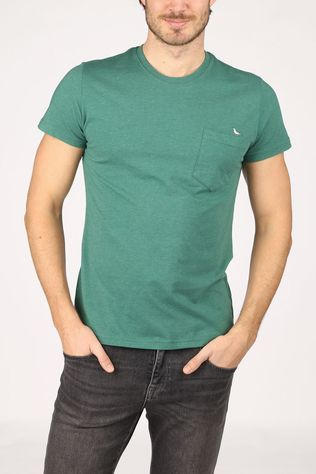Revolution T-Shirt 1213Sea mid green