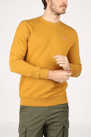 Revolution Pullover 2668Pap dark yellow