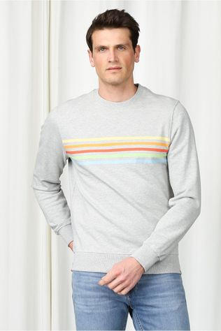 Revolution Pullover 2670Rai Light Grey/Marle