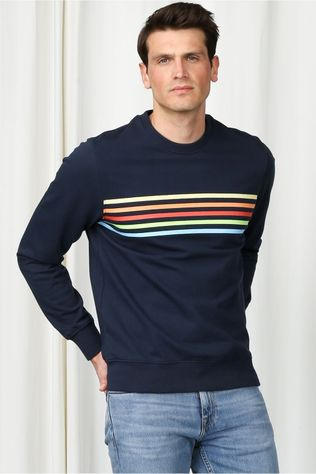 Revolution Pullover 2670Rai dark blue