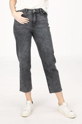 B.Young Jeans Bykato Bylisa Straight Donkergrijs (Jeans)