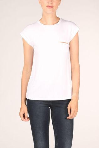 Soft Rebels T-Shirt SbVeronika Tshirt off white