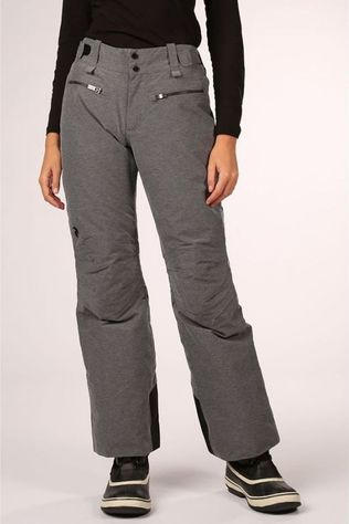 Peak Performance Pantalon De Ski Scoot Melanges Gris Moyen