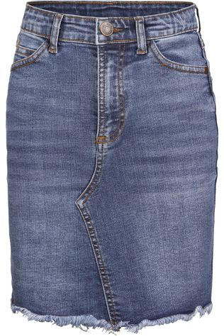 The New Jupe Tatiana Denim / Jeans/Bleu Moyen (Jeans)