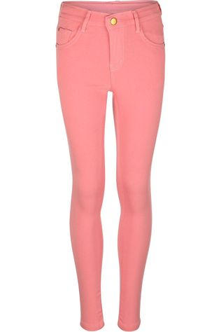 The New Broek Emmie Stretch Middenroze