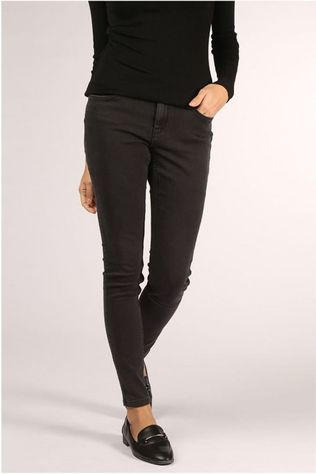 Vero Moda Basics Jeans Seven Shape Up Vi 501 dark grey