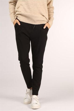Vero Moda Pantalon Eva Mr Loose Strings Noir