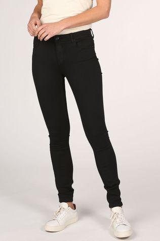 Only Jeans  Carmen Life Regularinny Black 4E Noir (Jeans)