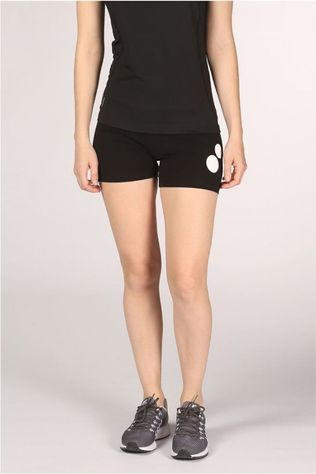 Only Play Short Sys Logo Jersey Noir
