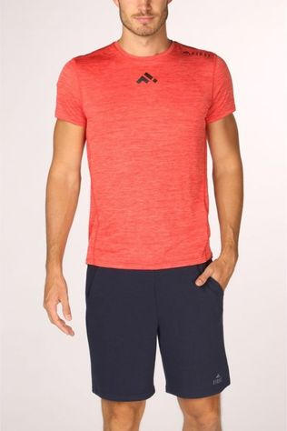 First T-Shirt Frankie Training Ss Rouge