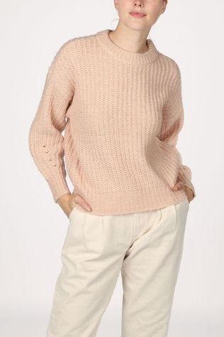 Vila Pull Visuba O-Neck Rose Clair