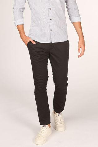 Matinique Pantalon Macarl New Chino Noir