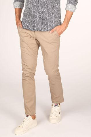 Matinique Pantalon Macarl New Chino Brun Sable