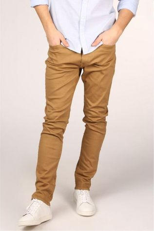 Blend Trousers 20709699 Camel Brown