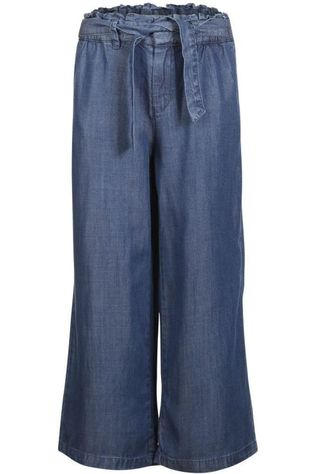 Name It Jeans Nkfrandi Culotte jeans/mid blue