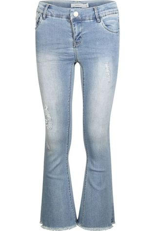 Name It Jeans Nkfpolly Boot Cut jeans/light blue