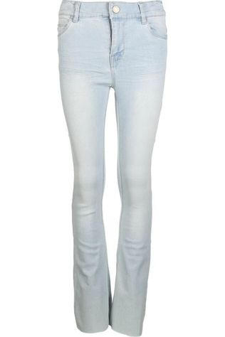 Name It Jeans Nkfpolly Dnmanni 1301 Hw Boot Jeans/Lichtblauw