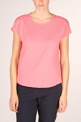 Only Play T-Shirt nigella Loose Burnout Ss Rose Moyen