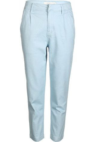 Name It Pantalon Nkfroma Twiabetty 7/8 Mom Hw Bleu Clair