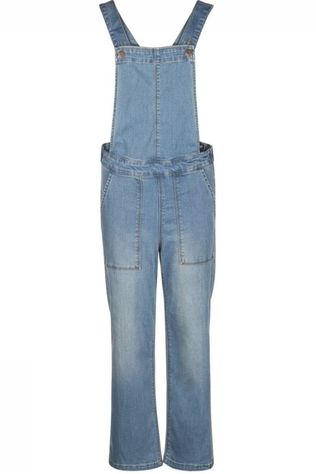 Name It Jumpsuit frandi Dnmbatullas 2384 7/8 W Overall Denim / Jeans/Bleu Moyen (Jeans)