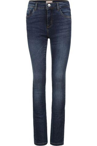 Kids Only Jeans Konlinn Flared Md Dnm Jeans/Middenblauw