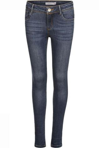 Name It Jeans fpolly Dnmtecos 3399 Noos Denim / Jeans/Bleu Foncé (Jeans)