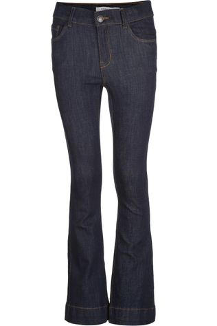 Name It Jeans fpolly Dnmtejas 3385 Boot Noos Denim / Jeans/Bleu Foncé (Jeans)