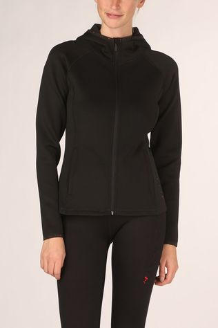 Only Play Pull Performance Athl Cara Ls Hood Zip Noir