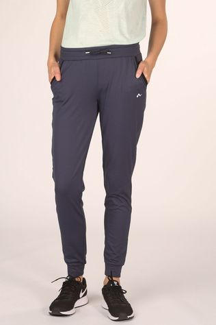 Only Play Joggingbroek Jenny Slim Sweat Pants Lhs Donkerblauw
