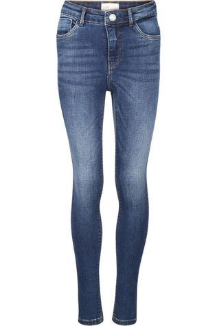 Kids Only Jeans paola Hw Sk Dnm Jeans Azg0007 Denim / Jeans/Mid Blue (Jeans)
